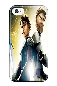 DanRobertse KSVgECm3794rgTIf Protective Case For Iphone 4/4s(star Wars Clone Wars)