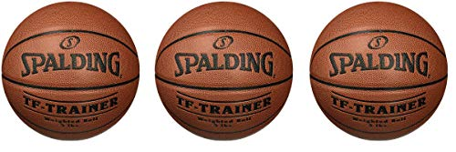 Spalding TF-Trainer Weighted Basketball Training Ball Official Size 3lbs New