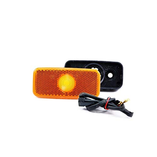 GENUINE Side Marker Lamp with Wiring Loom & 1671689, VYC155034AC: