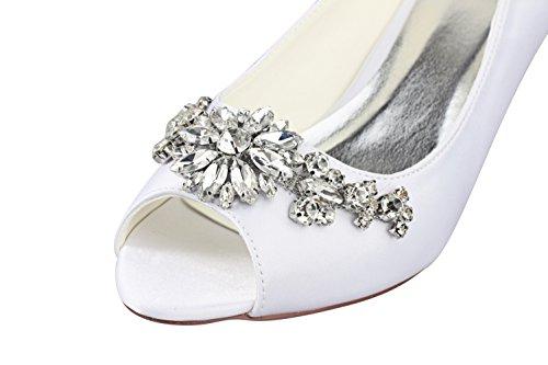 Las KUKIE Zapatos Sat 4U Boda de de Best Mujeres nwwOPqC7
