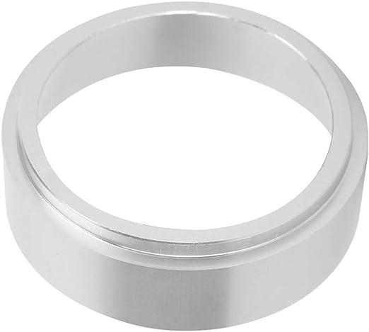 51mm Anillo Dosificaci/ón Caf/é Accesorios M/áquina Caf/é Aluminio Reemplazo del Embudo Espresso
