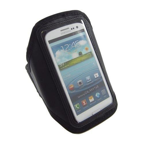 Unbekannt Cogodis Universal Brazo Funda Funda para teléfono móvil/Smartphone - Negro # 2 - Brazo de Funda, Brazo de Case para Deportes, Correr, etc.: Amazon.es: Electrónica