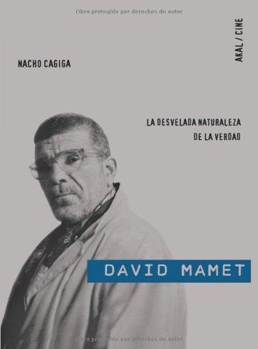 Descargar Libro David Mamet Nacho Cagiga
