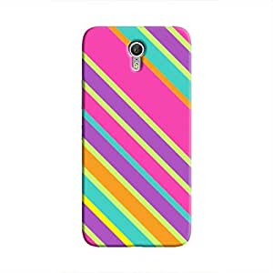 Cover it up Pop Pink Print Lenovo Zuk Z1 Hard Case