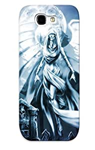 Catenaryoi High Quality World Of Warcraft Case For Galaxy Note 2 / Perfect Case For Lovers by icecream design