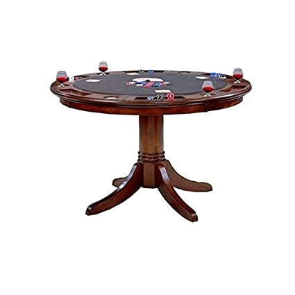 best price various design where to buy Amazon.com : Hawthorne Collections Multi-Game Table in ...