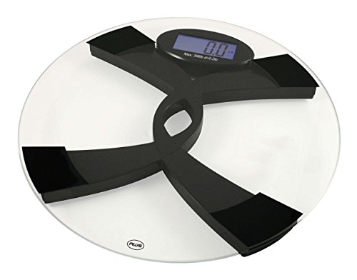 American Weigh Amw-396tbs English and Spanish Talking Bathroom Scale 390 X 0.2 Pound by American Weigh Scale