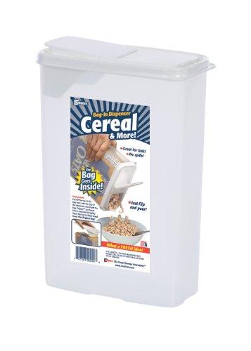 Buddeez Cereal Snacks More Dispenser
