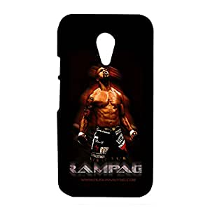 Custom Design With Ufc Abstract Back Phone Cover For Women For Moto G 2 Gen Choose Design 1