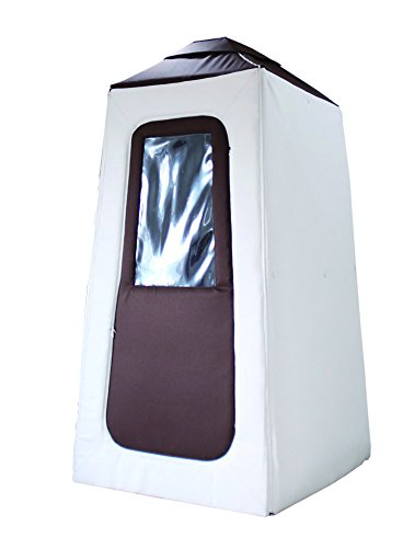新作商品 簡易吸音室 ライトルーム Lサイズ 簡易吸音室 Lサイズ 1人用 Infist 1人用 Design B0797M1DRP, 西京区:7274060c --- vezam.lt