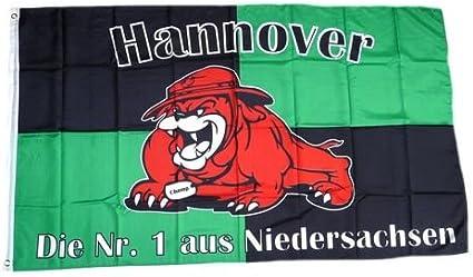 Flagge Fahne Region Hannover Hissflagge 90 x 150 cm