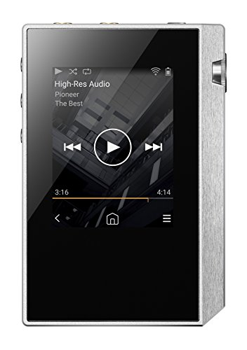 Pioneer XDP-30R-S High Resolution Digital Audio Player - Silver
