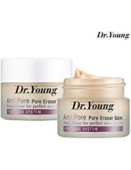 [Dr. Young] Anti Pore Care Pore Eraser Balm 15g - Pore Cover Primer - Tighten Pores & Flawless Skin