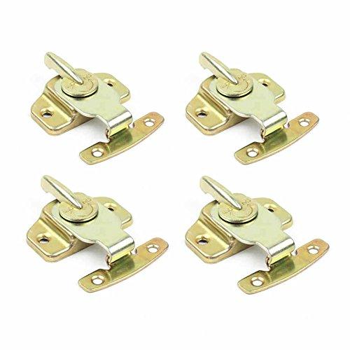 Eforlike 4 Pcs Table Locks Dining Table Buckles Connectors ()