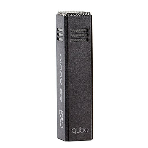 AC Audio HOMEASY QUBE Hi-Fi Cell Phone Microphone (Gray) by AC Audio