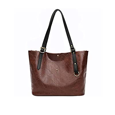 Women Leather Purse Phone Bags Handbags with Fashion Large Capacity Bags 4pcs …