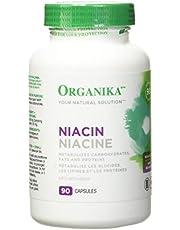 Organika Niacin - Non-Flush, 90 caps