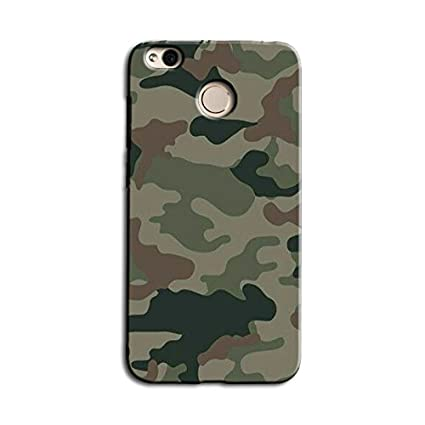 save off 5d93e 03e0e Redmi 4 Army Print Cases and Covers by Abaci: Amazon.in: Electronics