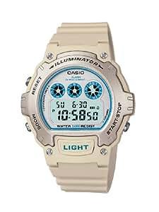 Casio #W214h-8av Men's Chronograph Alarm LCD Digital Sports Watch