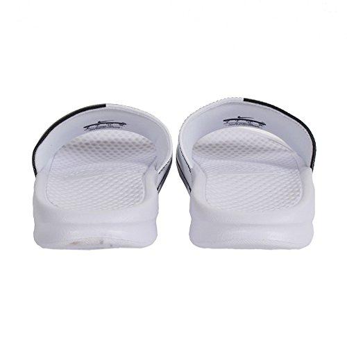 Athletic Just White Platinum Pure White Do Sandal Men's Benassi NIKE It Black XqRHAn