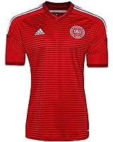 New Adidas Men's 2014 Denmark Soccer Jersey