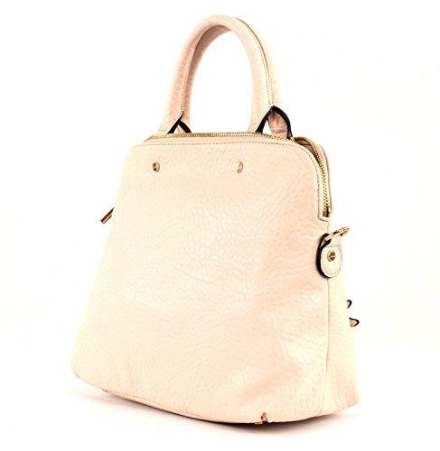 LIU o JO Tasche - Shopping M Poppa Plain - Albatre