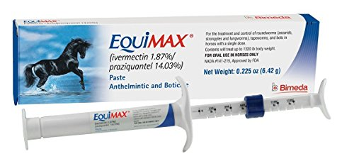 Worldwide Sourcing Equim6.42G Wormer Paste
