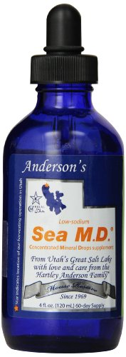 Andersons Concentrated Mineral Drops Ounce product image