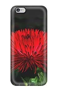 Dixie Delling Meier's Shop Best For Iphone 6 Plus Premium Tpu Case Cover Red Flowers Protective Case