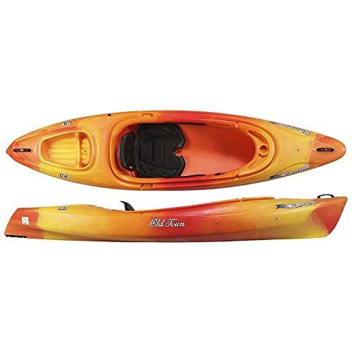 Old Town Canoes & Kayaks Vapor 10 Recreational Kayak, Cloud