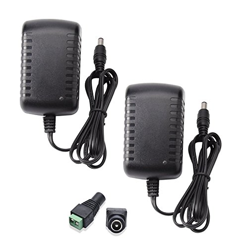 JACKYLED Switching Power Supply Adapter