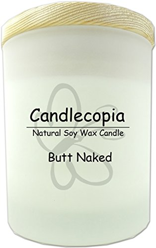 Candlecopia Butt Naked Scented Candle product image