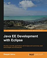 Java EE Development with Eclipse Front Cover