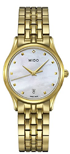 Mido M0042103311600 Romantique Ladies Watch - Mother Of Pearl Dial