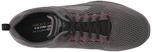 Skechers Men's Equalizer 3.0 Fitness Shoes Grey (Charcoal/Black Ccbk) online cheap online rJR7xC