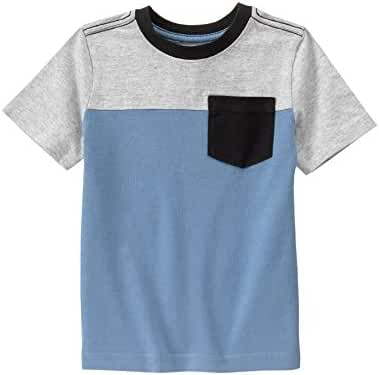 Gymboree Baby Toddler Boys' Colorblock Tee