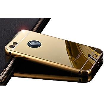 iphone 5s gold case. iphone 5 5s case,damondy luxury metal air aluminum bumper detachable + mirror hard back iphone 5s gold case c
