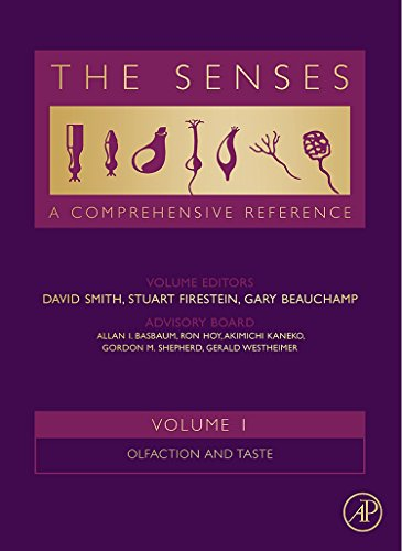 The Senses: A Comprehensive Reference by Academic Press