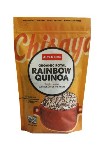 Alter Eco Fair Trade Rainbow Quinoa, 14-Ounce (Pack of 2)