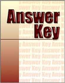 Boiler Operator's Workbook Answer Key: ATP Staff