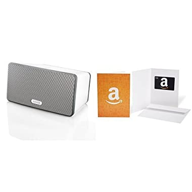 SONOS PLAY:3 w/ $30 Amazon Gift Card