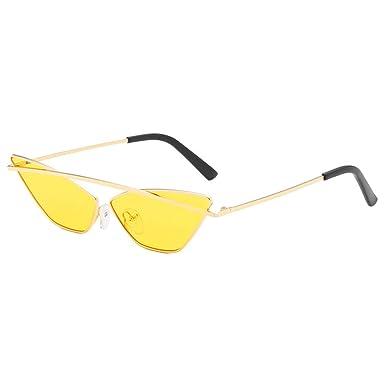 Beikoard - Gafas de Sol,Personalidad Gafas de Sol con Ojo ...