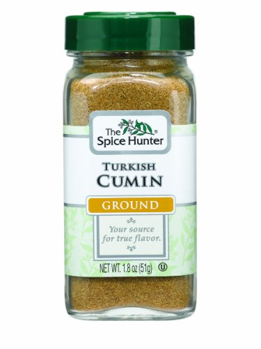 The Spice Hunter Cumin, Turkish, Ground, 1.8-Ounce Jars (Pack of 6) by Spice Hunter