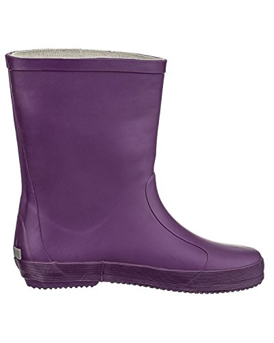 Celavi Botas de Agua Impermeables Unisex, 100% Caucho Natural, 1147 Púrpura