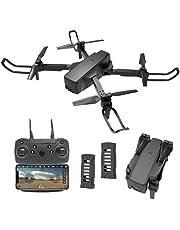 Mini Drone met Camera 4k HD GPS 5G WIFI FPV voor Beginner Kinderen Volwassen, IDEA18+ Drone Quadcopter Kit onder 250 Gram for Kids Adult Kind, Optische Stroom Positionering