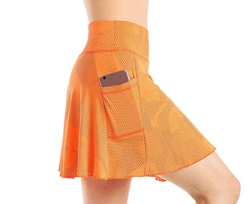 EAST HONG Women's Golf Skort Ten...