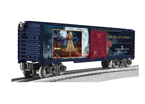 Freight Express Train (Lionel Thomas Kinkade