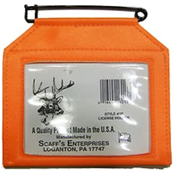 HME Products Small License Holder