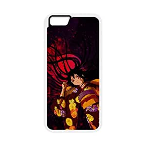 Hell Girl iPhone 6 Plus 5.5 Inch Cell Phone Case White Jhtpm