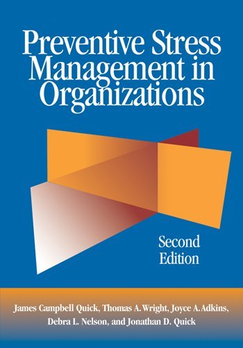 Preventive Stress Management in Organizations by Brand: American Psychological Association (APA)